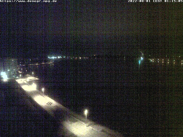 Rostock webcam - Max Planck Institute for Demographic Research 1 webcam, Mecklenburg-Vorpommern, Warnemuende